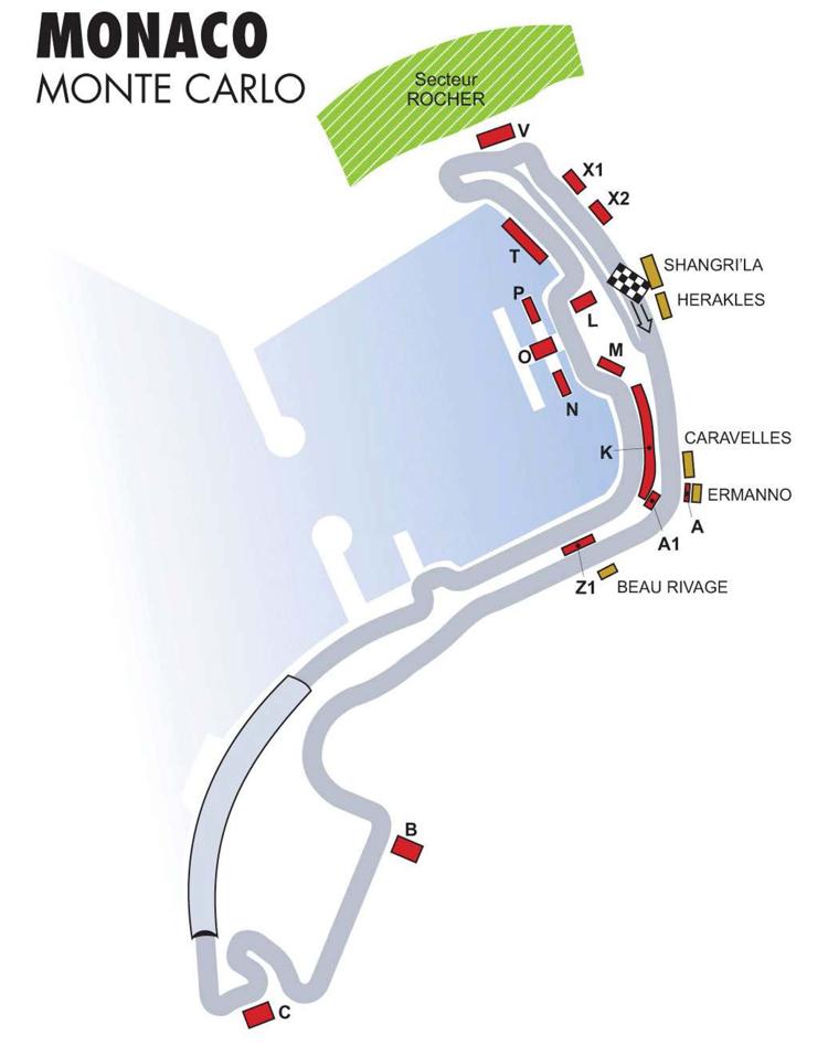 2019-06. GP - Monaco